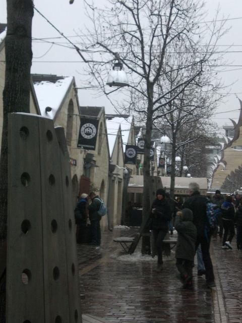 Bercy Village Paris 1
