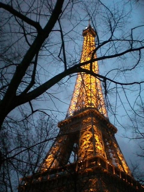 La Tour sunset 2